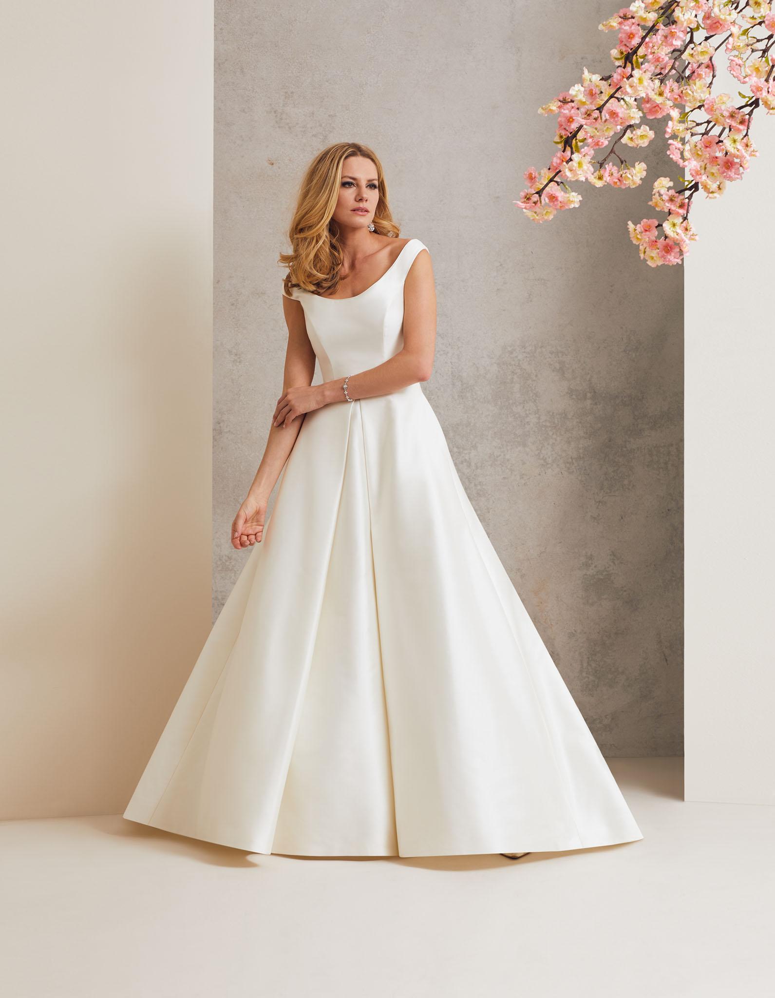 Caroline Castigliano Bridal Fall 2018