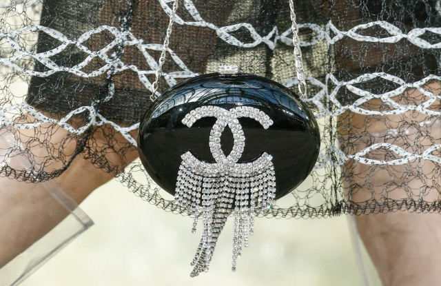 Details at Chanel RTW Spring 2018