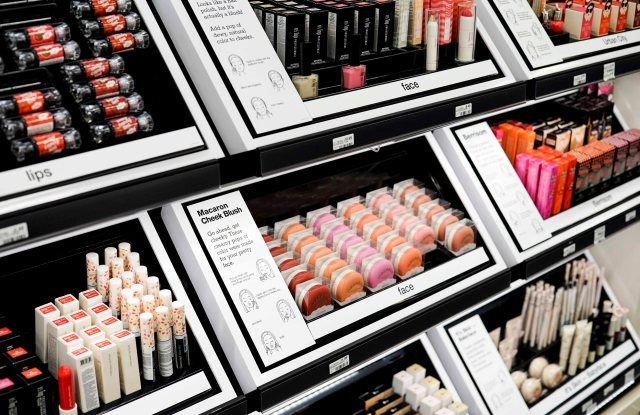 There are more than 500 K-beauty items.