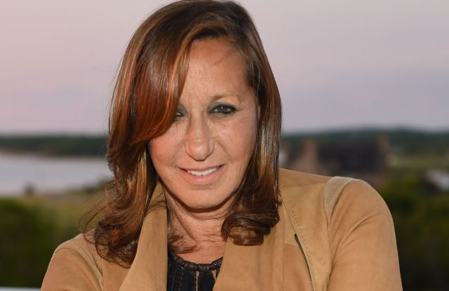 Donna Karan attends the Womenâ??s Fund of Long Island Hamptons Summer Kick-Off benefit at the Sebonack Golf Club in Southampton, in New YorkWFLI Hamptons Summer Kick Off, New York, USA