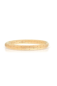 Nirav Modi Embrace All Gold Yellow Gold Bangle
