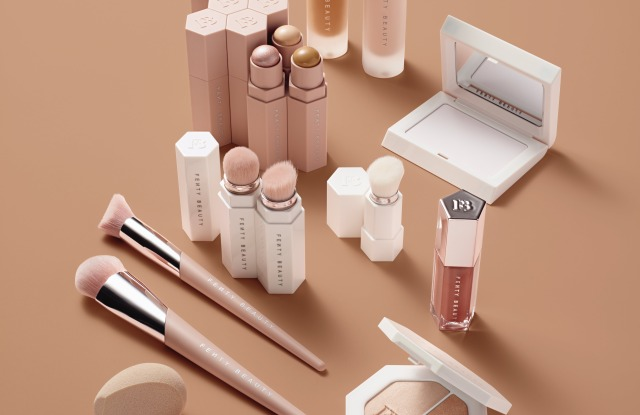 Fenty Beauty's core collection.
