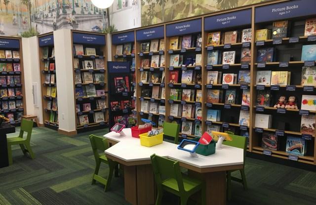 Amazon Books Westfield Century City
