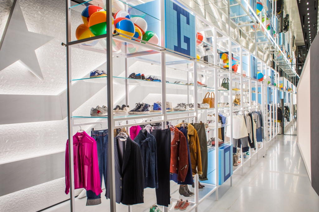 Inside GGDB flagship on New York's Madison Avenue