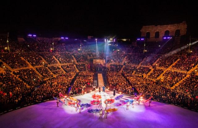 Intimissimi on Ice 2016.