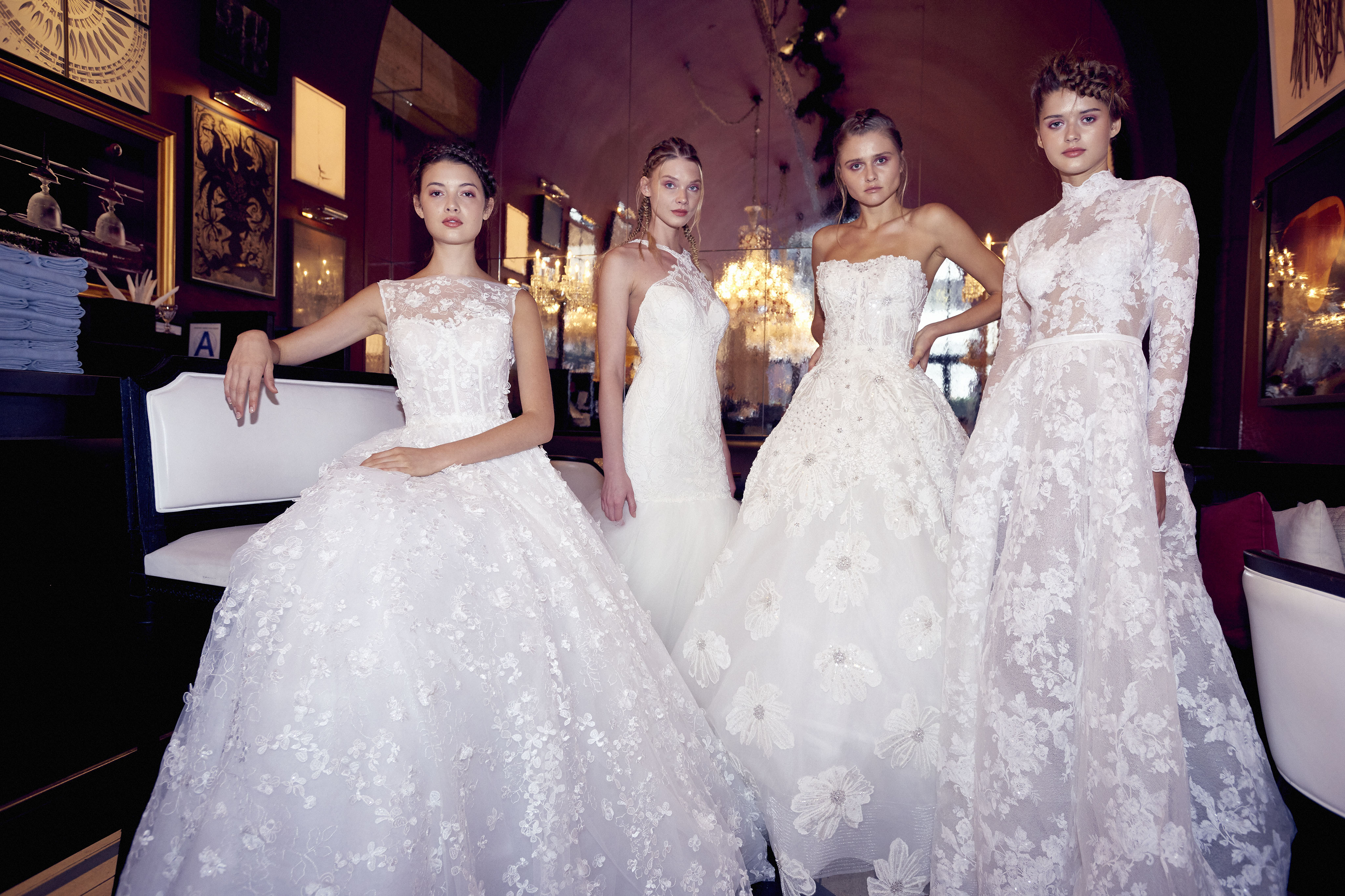 Isabelle Armstrong Bridal Fall 2018