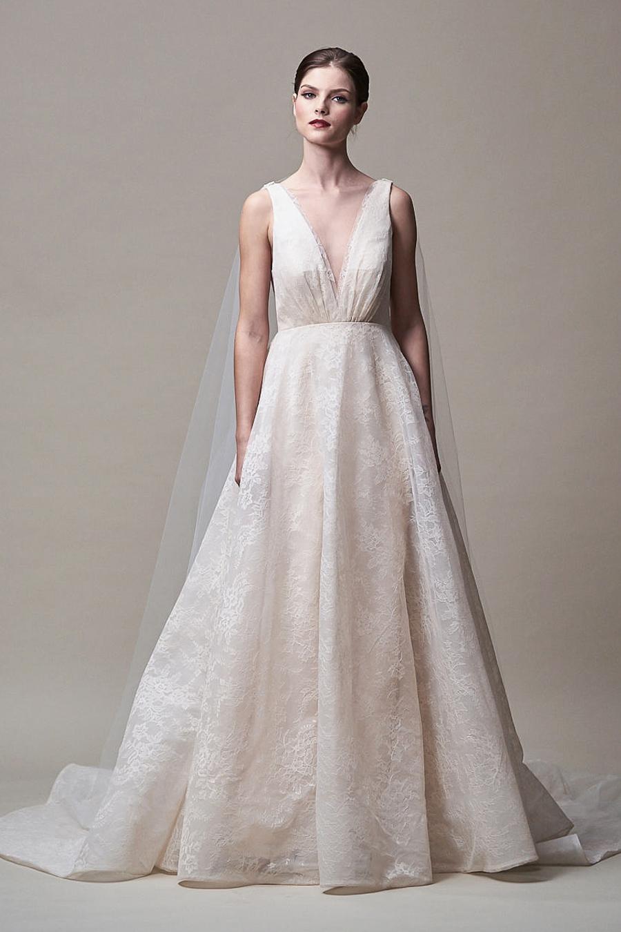 Jenny Yoo Bridal Fall 2018
