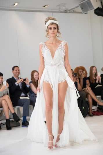 Julie Vino Bridal Fall 2018