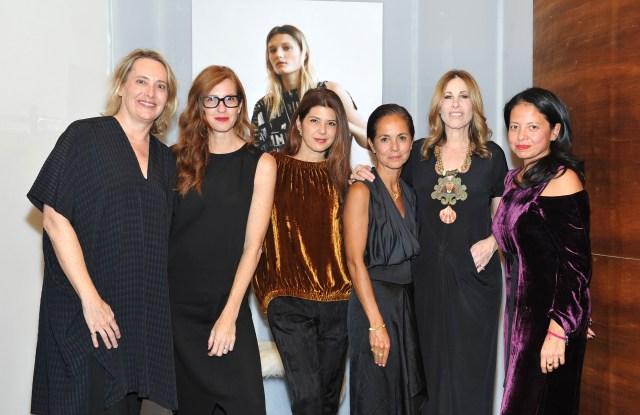 Mallery Roberts Morgan, April Uchitel, Marisa Tomei, Maria Cornejo, Madeline Stuart, Sylvia Chivaratanond