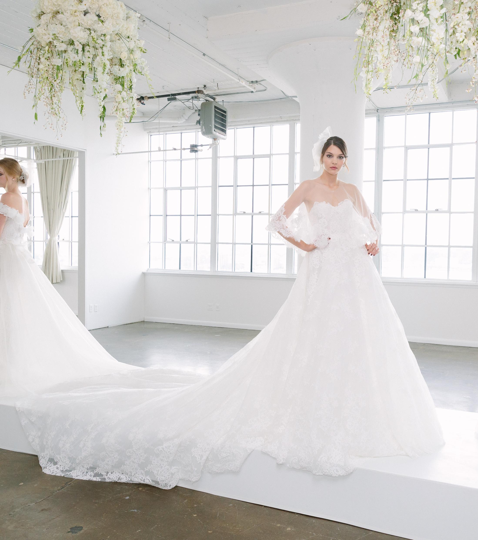 Marchesa Bridal Fall 2018