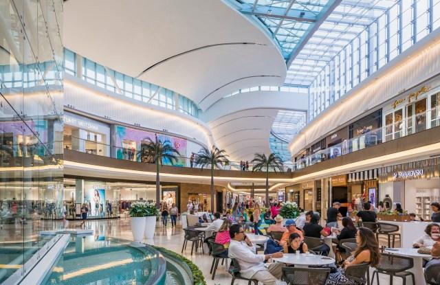 Mall of San Juan, Location: San Juan, Puerto Rico, Developer: Taubman