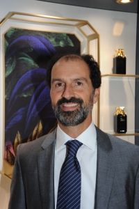 Chopard Parfums' Patrizio Stella