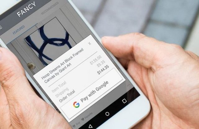pay with google mobile payment digital wallets
