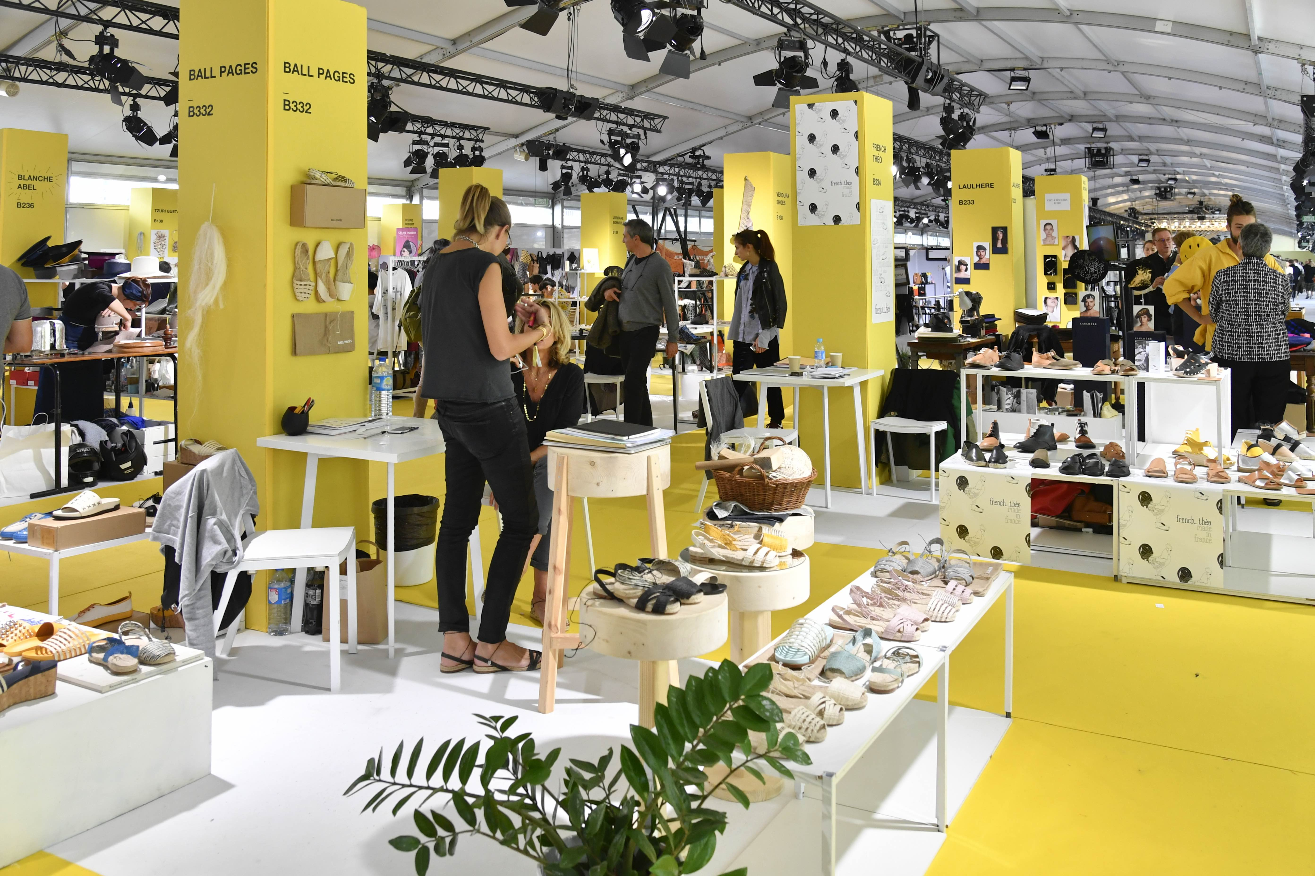 Premiere Classe Paris Accessories Trade Show