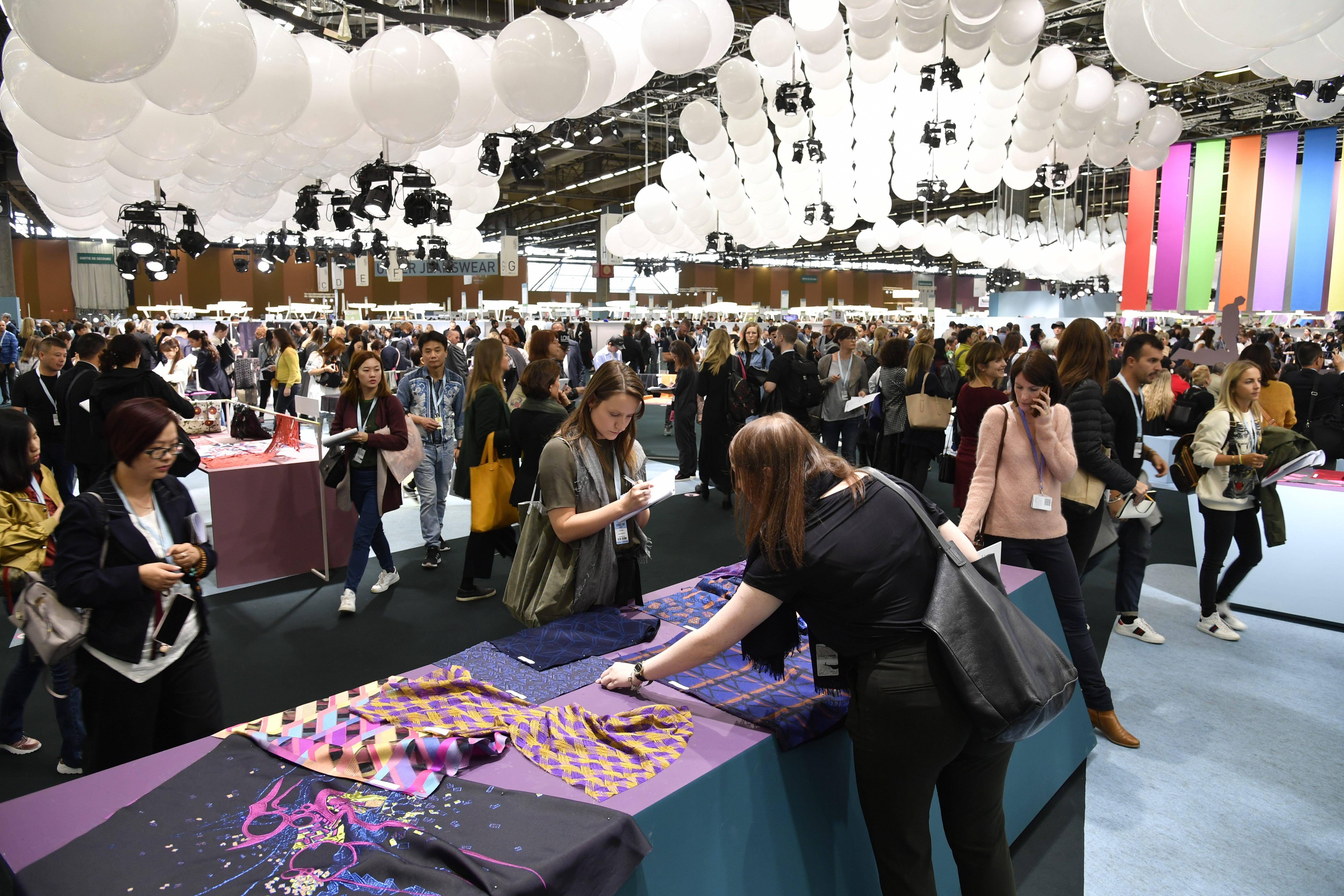 Paris Première Vision Trade Show