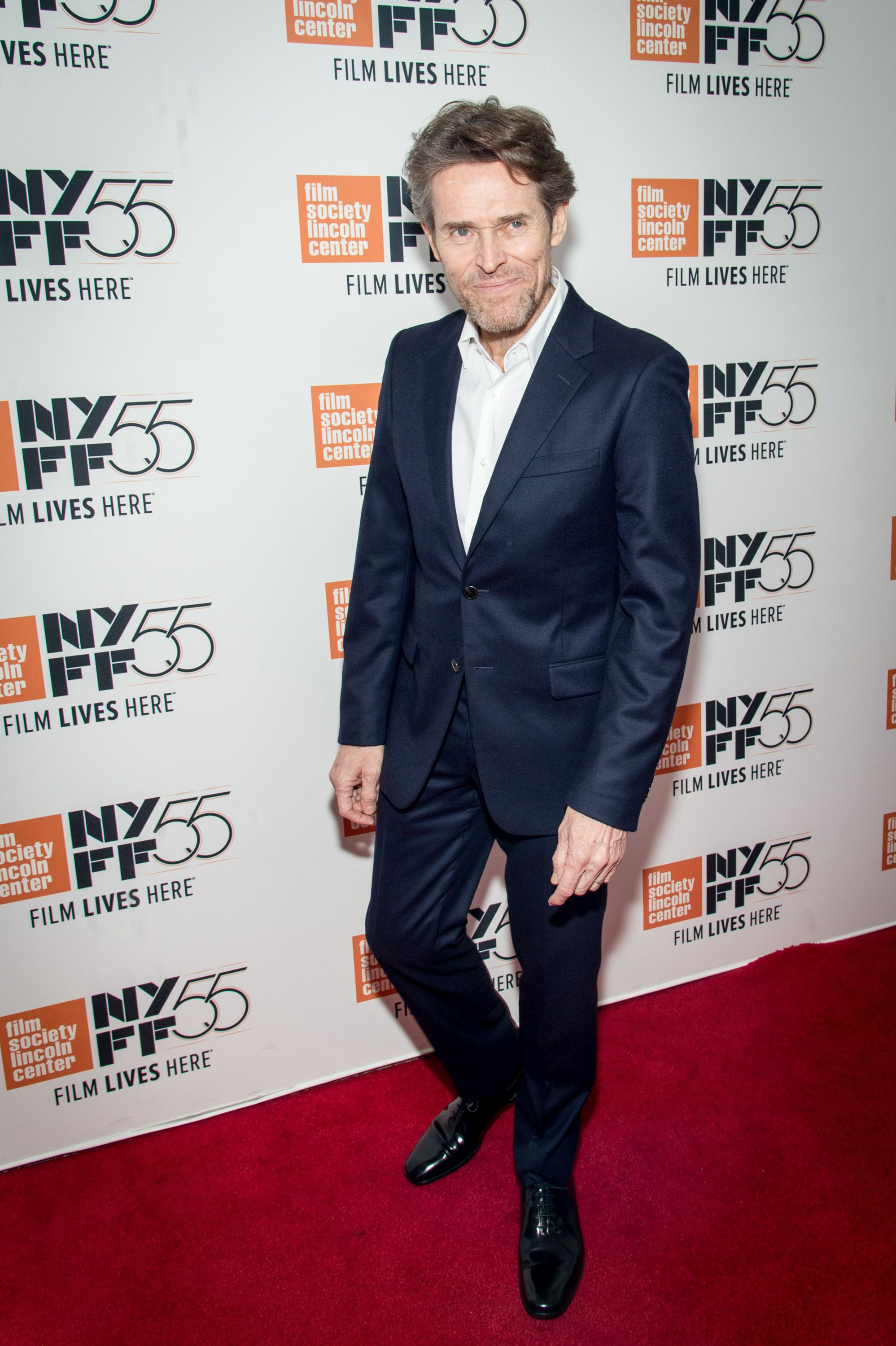 Willem Dafoe'The Florida Project' premiere, Arrivals, 55th New York Film Festival, USA - 01 Oct 2017