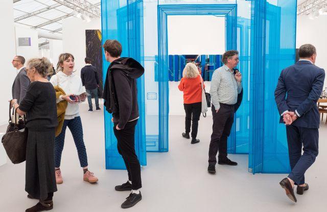 Frieze Art Fair 2017, London