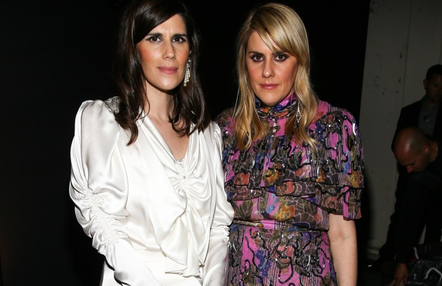 Laura Mulleavy and Kate MulleavyL.A. Dance Project rag & bone, After Party, Los Angeles, USA - 07 Oct 2017