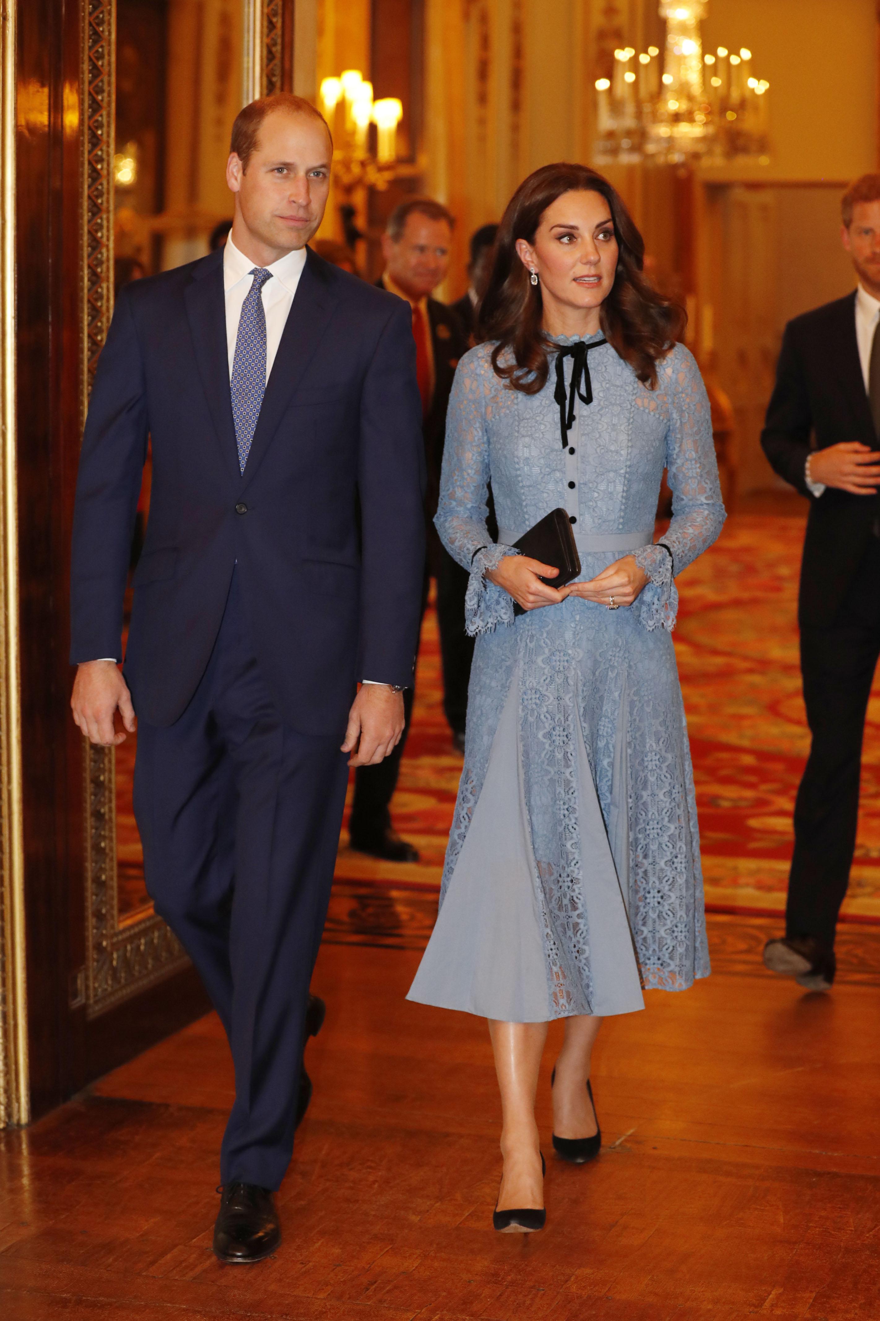 Duchess of Cambridge Temperley London