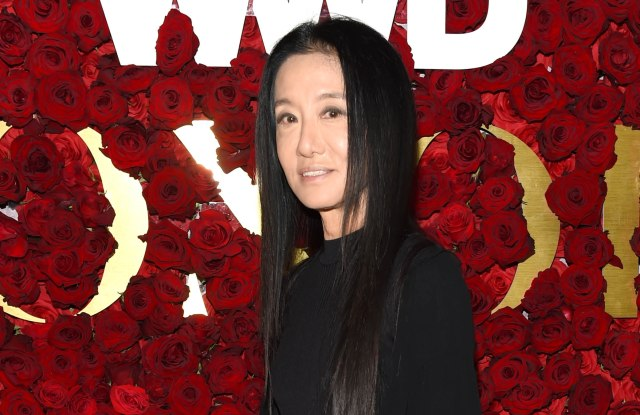 Vera Wang2nd Annual WWD Honors, Arrivals, New York, USA - 24 Oct 2017