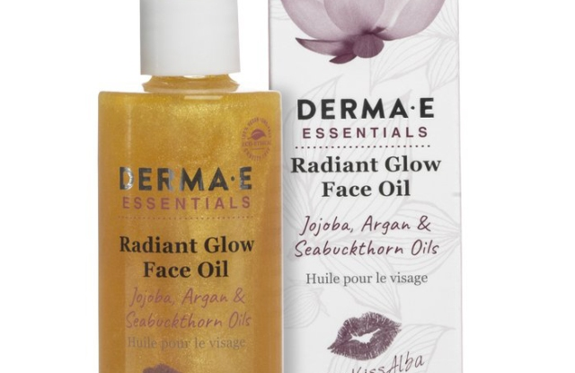 Radiant Glow Face Oil by Sun Kiss Alba and Derma E