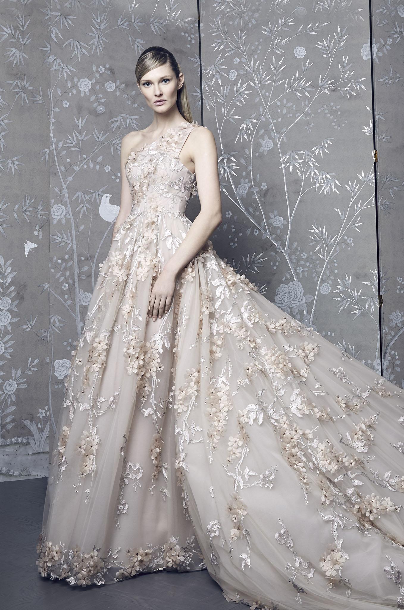 Romona Keveza Collection Bridal Fall 2018