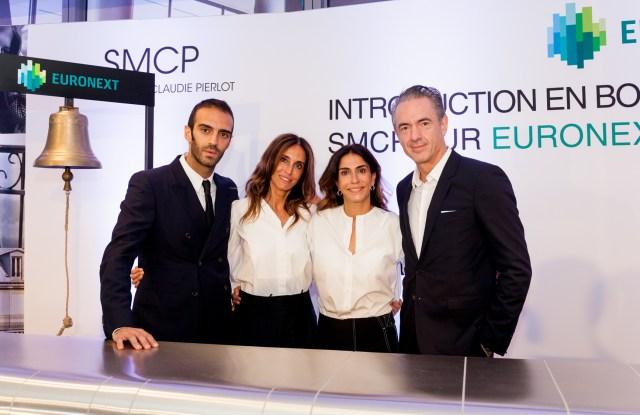 SMCP shares began trading on Oct. 20