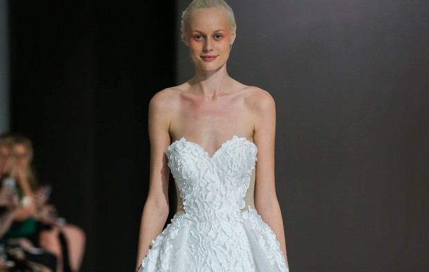 Mark Zunino Bridal Spring 2018