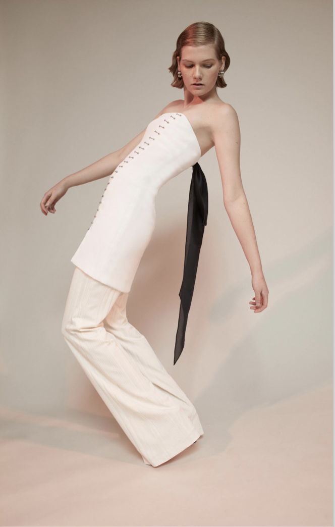 Eleanor Balfour's Amelia dress from the spring 2018 collection.