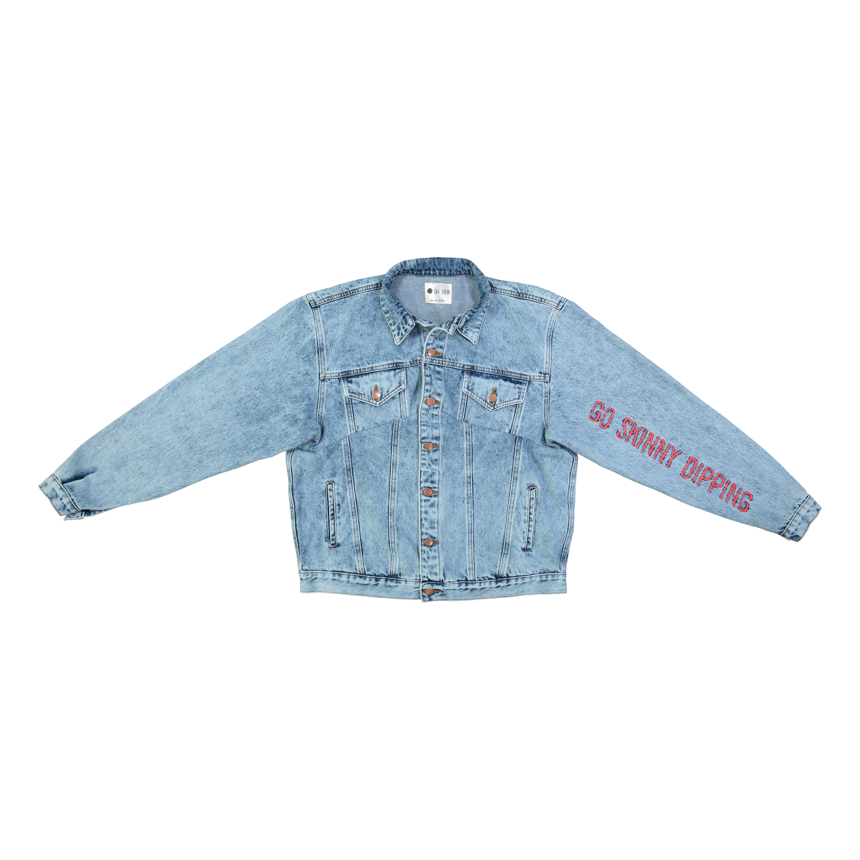 The Daring denim jacket.