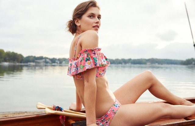 A swim style from Vera Bradley