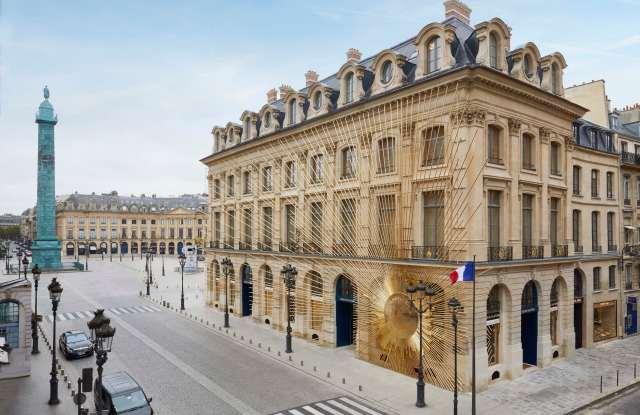 Louis Vuitton Place Vendôme Flagship