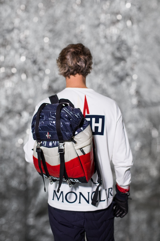 Kith x Moncler capsule collection