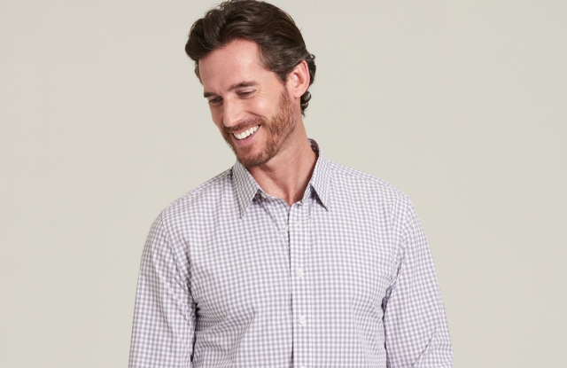 Button-down shirts represent 75 percent of Untuckit's sales.