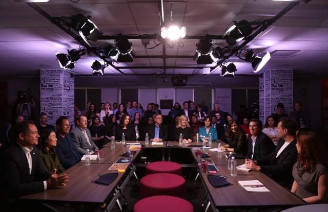 Sparks & Honey space briefing on Nov. 8 in New York.