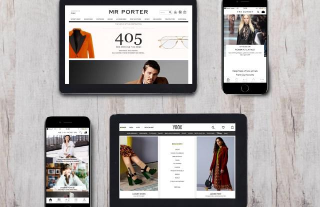 YNAP Multibrand Online Stores.