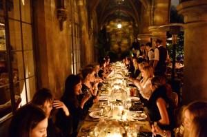 Sally LaPointe Dinner