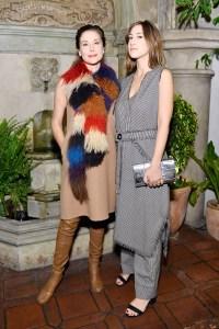 Sally Perrin and Emma Perrin