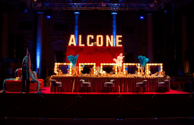 An image from Alcone Co.'s 65th anniversary party.