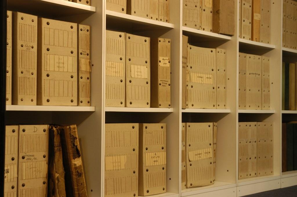 Tollegno 1900's archive.