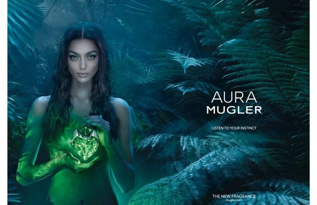Mugler Aura Campaign