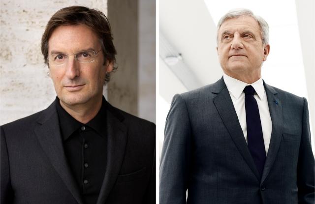 LVMH reshuffle Dior Toledano Fendi Beccari