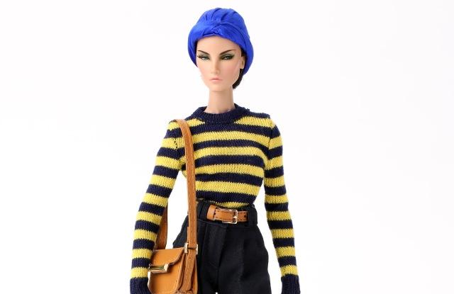 A Jason Wu doll for Bergdorf Goodman.