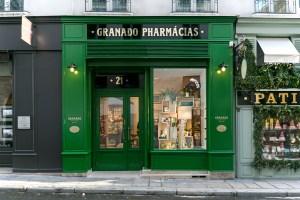 Granado's Paris boutique.