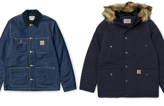 Looks from Carhartt WIP