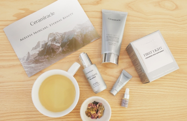 Ceramiracle offers facials and a healthy brew under one roof.