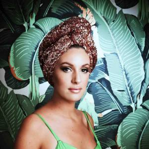 Absolut Elyx Copper Turban by Julia Clancey