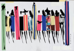 Donald Robertson mural C Magazine STATE OF MIND shop