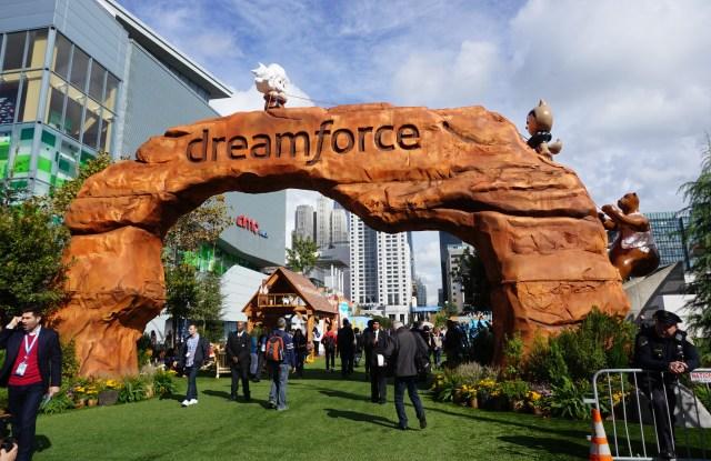 dreamforce 2017 artificial intelligence