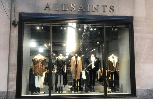 AllSaints Rockefeller Center